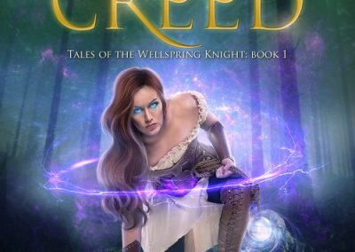 Knight's Creed: Tales of the Wellspring Knight Book 1